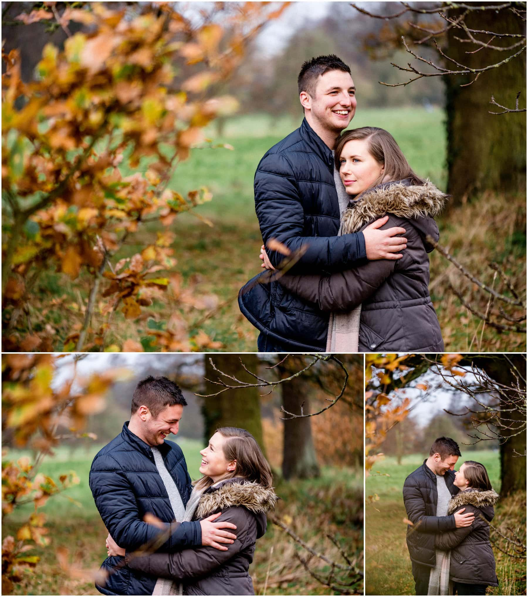 Pre-wedding Engagement Shoot by West Midlands Photographer Lisa Carpenter Photography