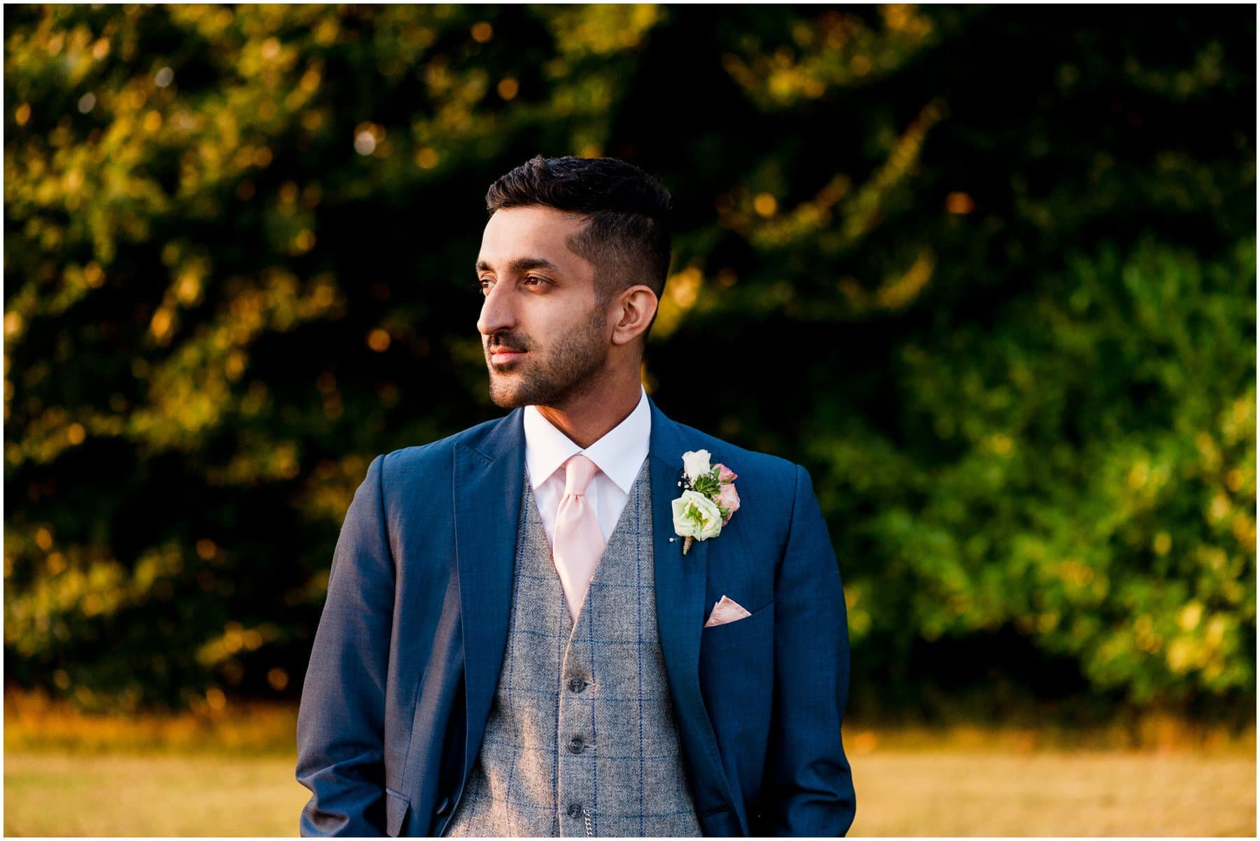Kirsty and Yuvender's wedding at Packington Moor Farm by Lisa Carpenter Photography, West Midlands Wedding Photographer