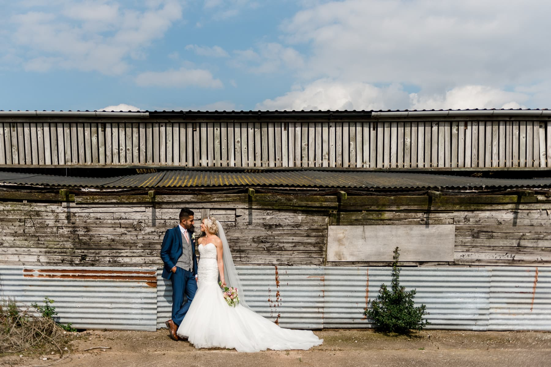 Kirsty and Yuvender's Beautiful Summer Wedding at Packington Moor