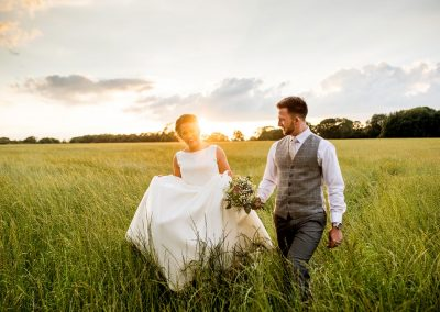 Goldstone Hall Wedding with Lauren and Damien