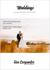 Wedding Guide for Brides and Grooms by Lisa Carpenter Photography, West Midlands Wedding Photographer