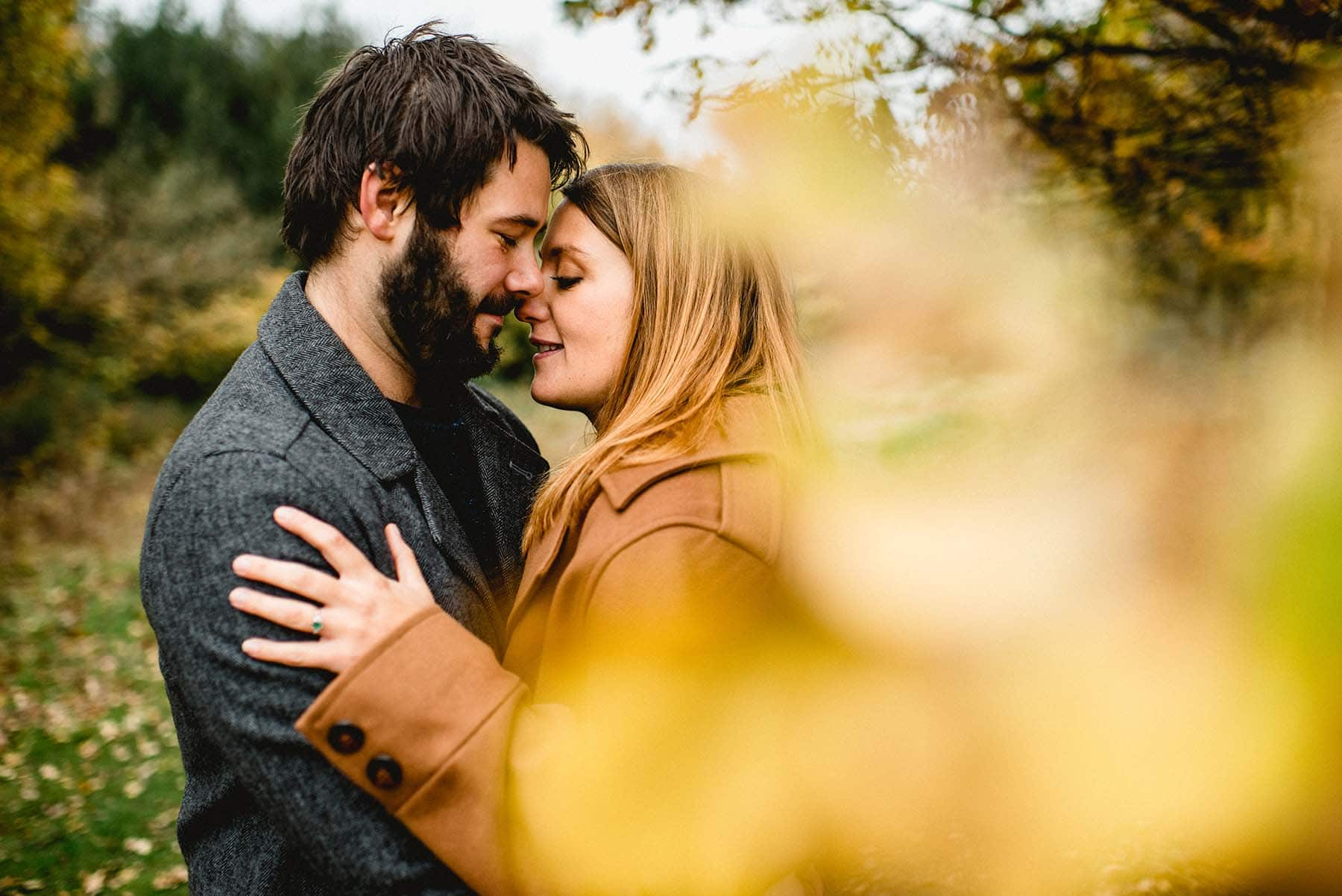 Sutton Park Engagement Shoot with Jenna and Ben