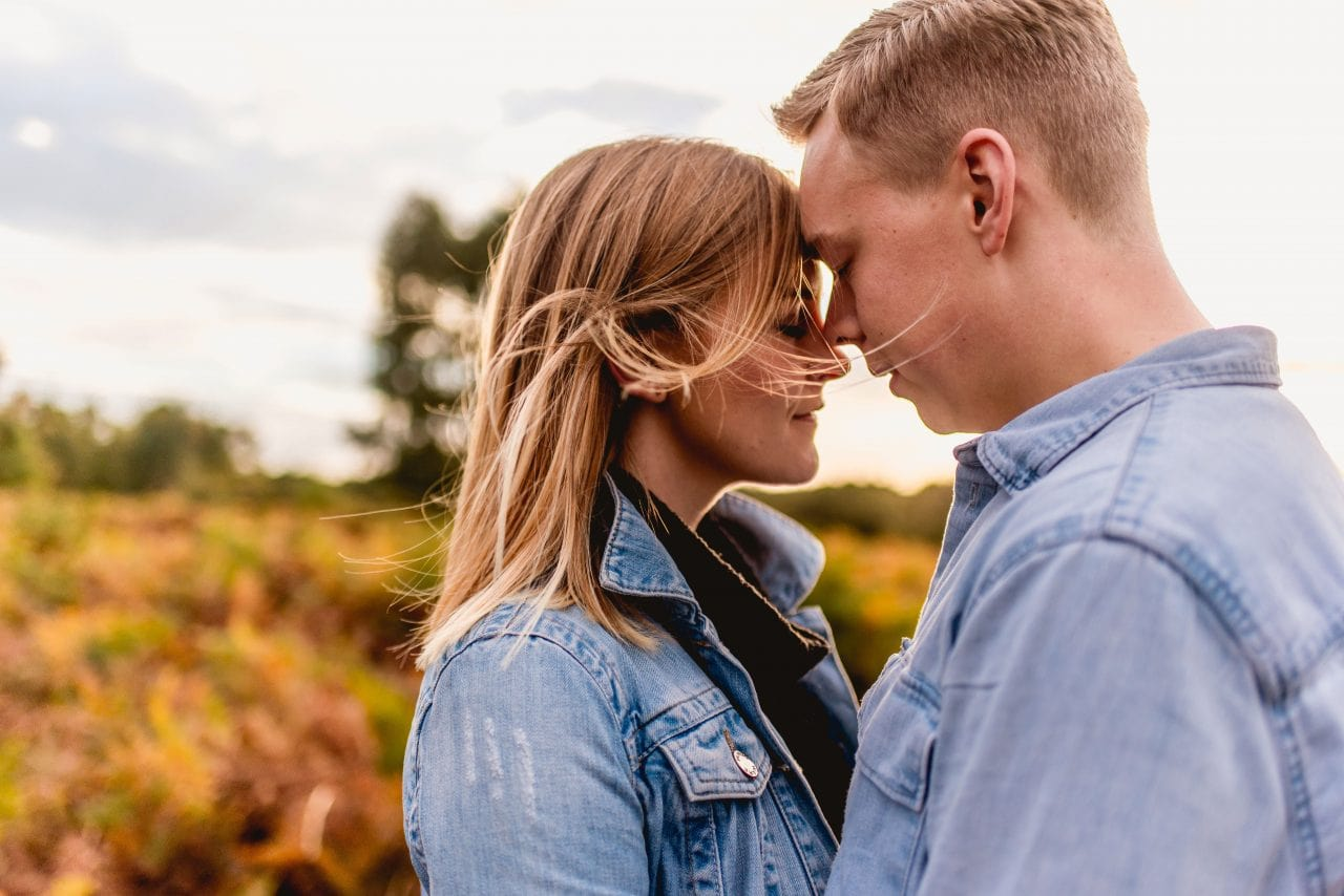 Katy and Josh Engagement Shoot – Dodford Manor Wedding
